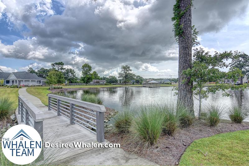 Wyndwater lake path