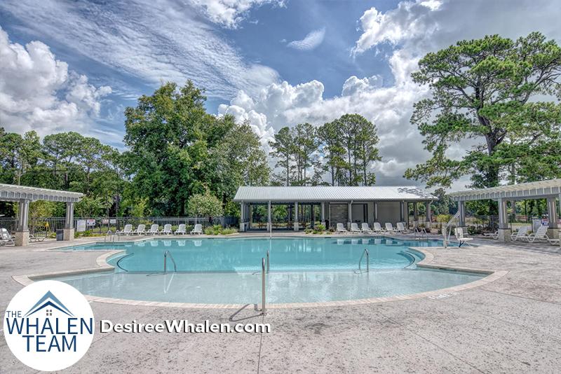 Wyndwater community pool