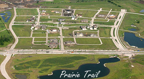 Lots for Sale in Prairie Trail