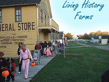 Urbandale's Living History Farms