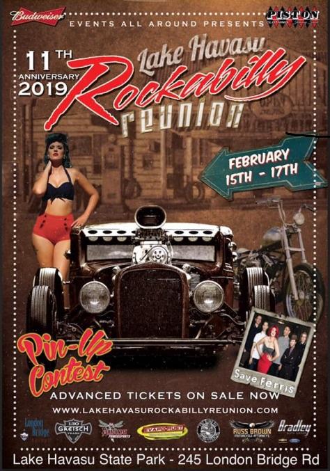 Rockabilly Reunion 2019