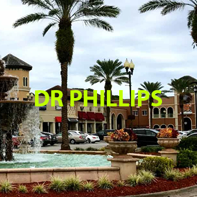 search Dr Phillips homes