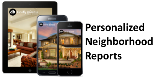 Personalized Neighborhood Reports