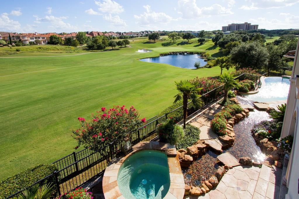 Homes On The Fairway In Denton County