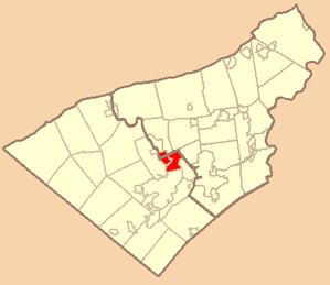 Wikipedia - Catasauqua Area School District Map
