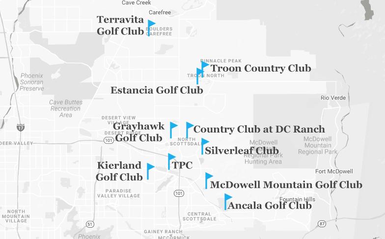 North Scottsdale Golf
