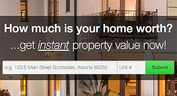 Instant Property Valuation