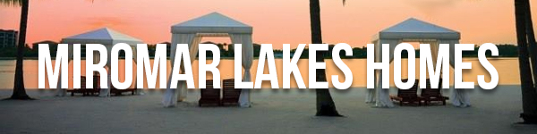 Miromar Lakes Homes for Sale