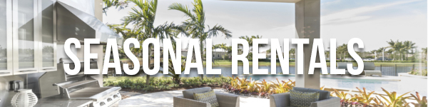 Seasonal Rental Miromar Lakes Florida