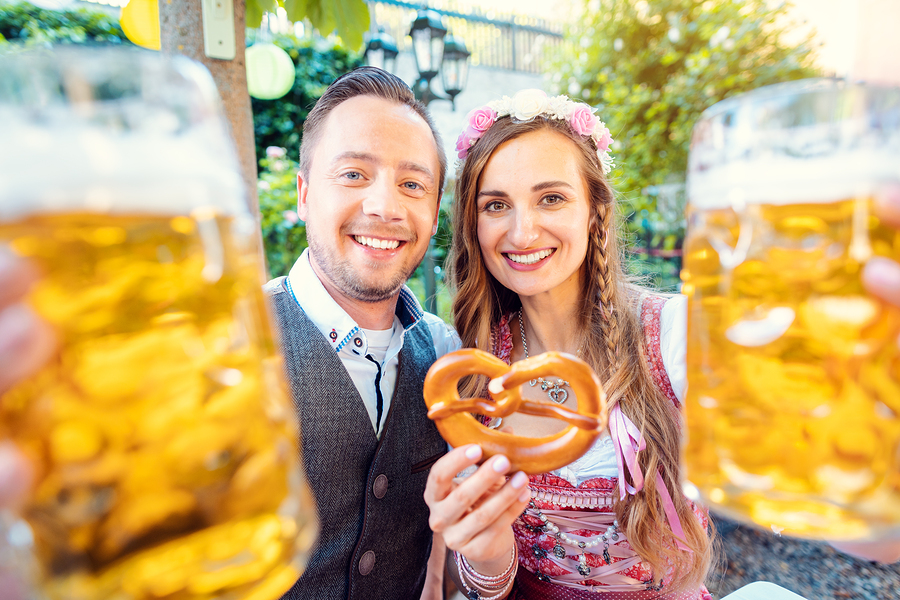 Holladay real estate owners go to Oktoberfest.