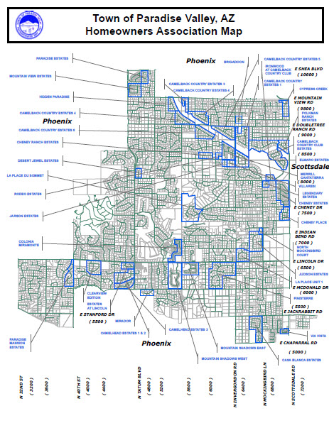 HOA Directory for Arizona, Homeowners Associations ...