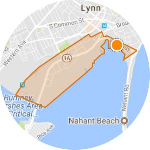The Lynnway Waterfront Real Estate Map Search