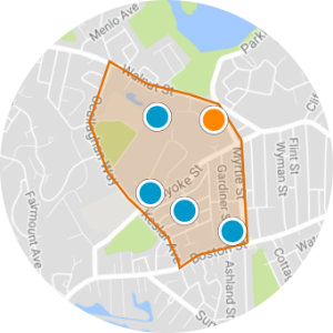 Veteran's Village Real Estate Map Search