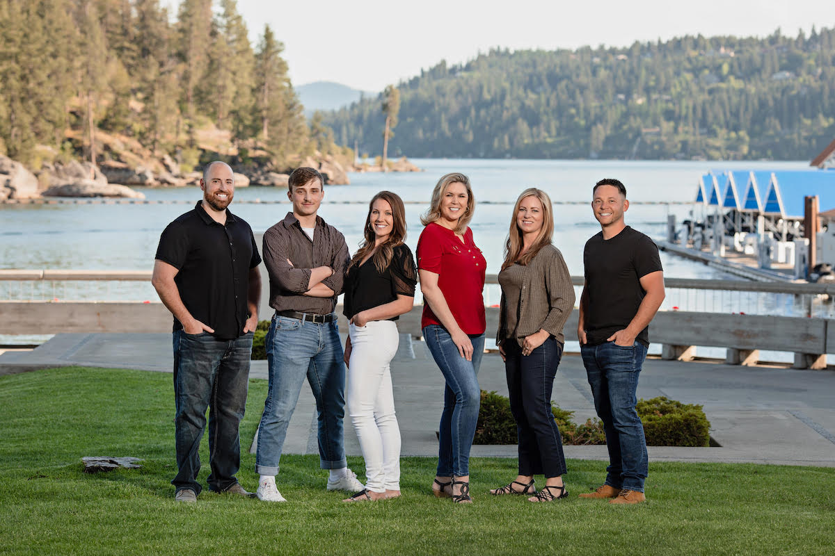 eXp Realty Team Top Real Estate Agents in Coeur d'Alene Idaho