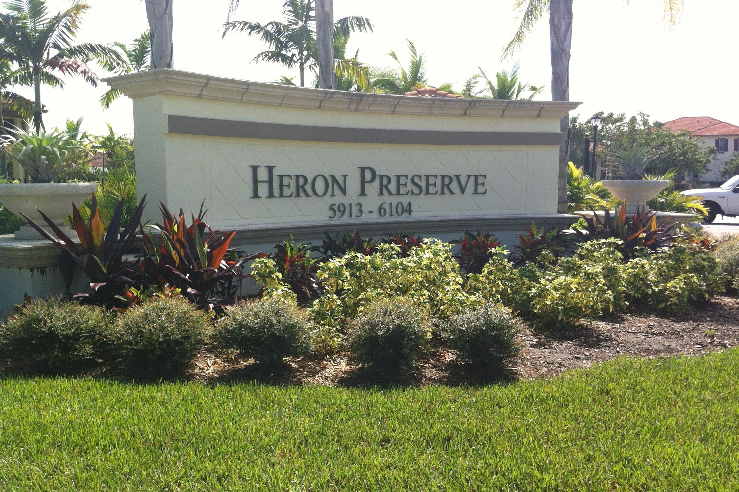 Heron Preserve