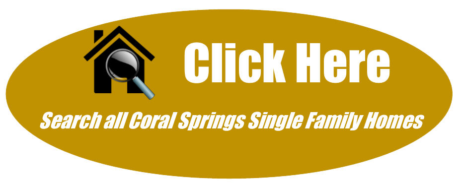 Coral Springs Single Family Homes