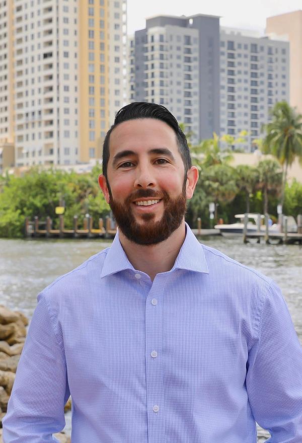 Dustin Miller - south florida realtor