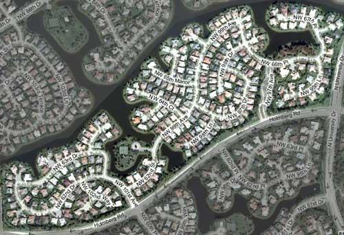 Meadow Run Map
