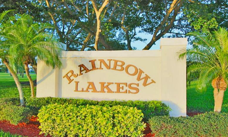 Rainbow Lakes