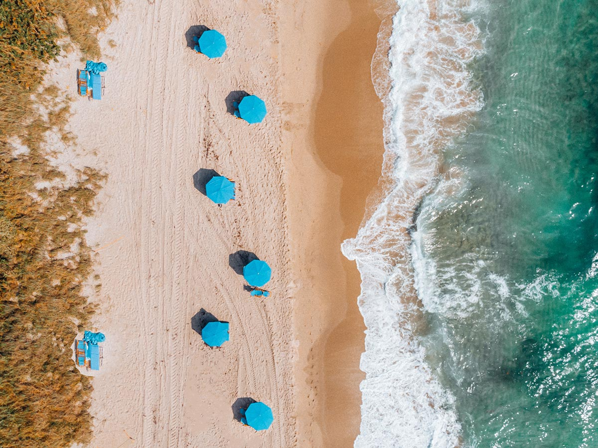 south florida beach