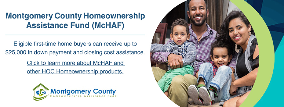 Montgomery County Homeownership Assistance Fund