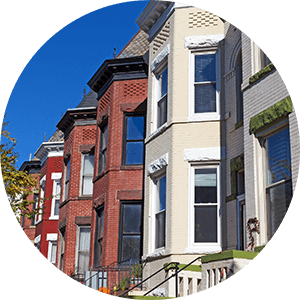 Friendship Heights homes and condos sale