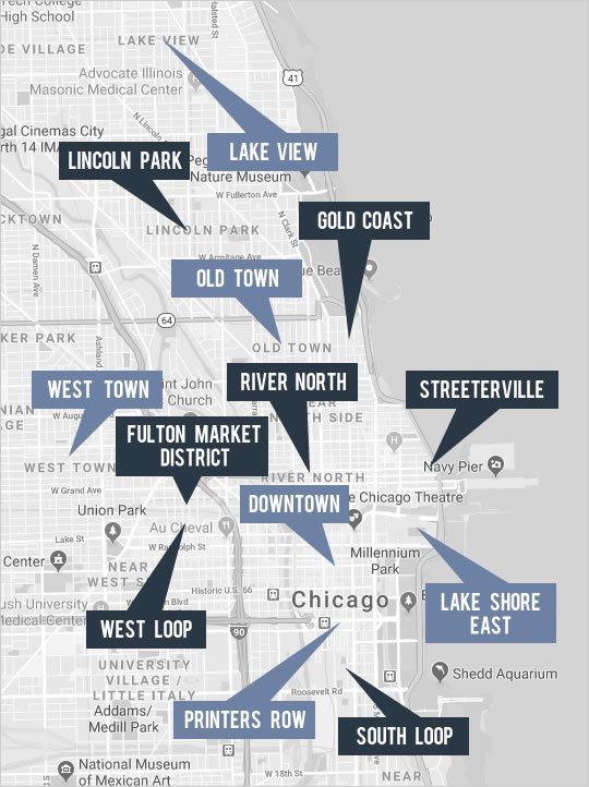 Explore Chicago Real Estate