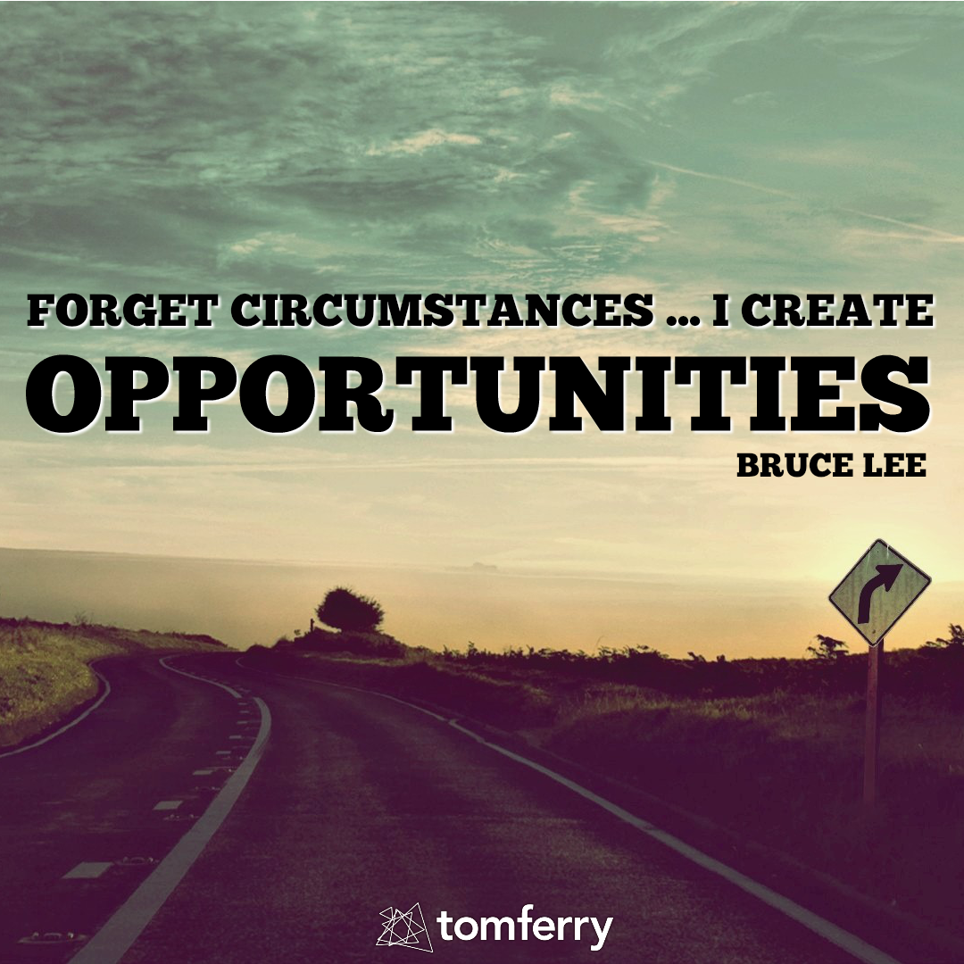 Tom Ferry: Create Opportunities