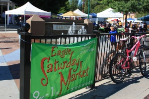 Eagle Saturday Market Hours