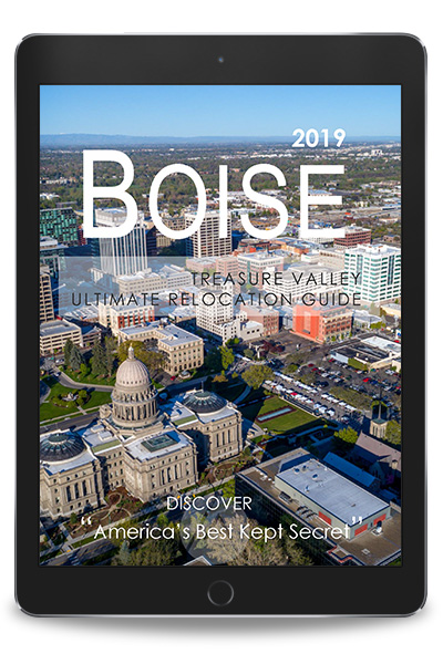 Accel Boise Idaho Relocation Guide