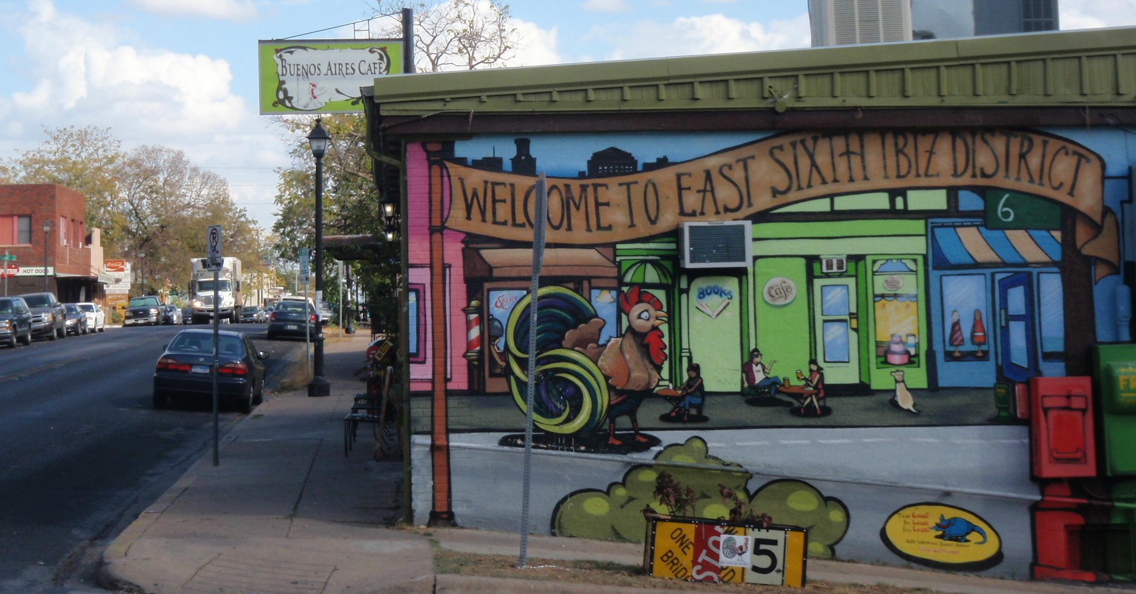 Th St Cafe Austin Tx