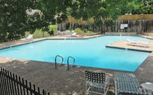 Old Town Condo Pool