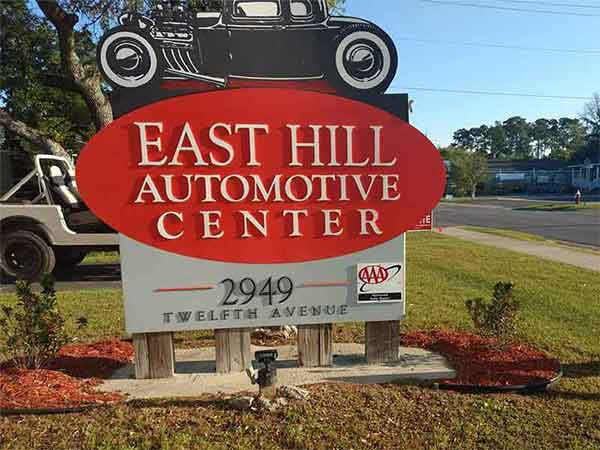 east hill automotive