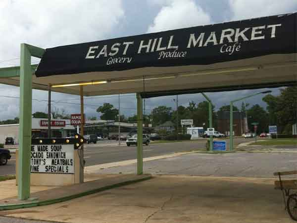 east hill market