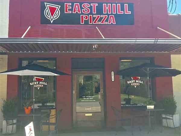 east hill pizza