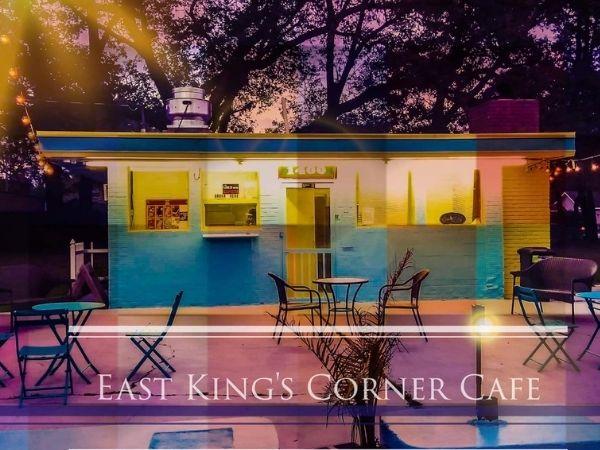 east kings corner cafe