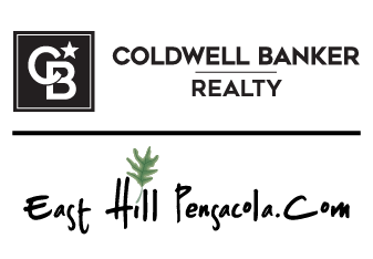 east hill pensacola logo