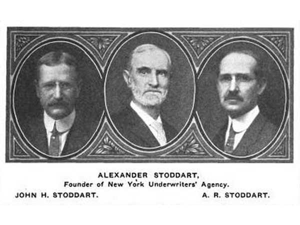 alexander stoddart