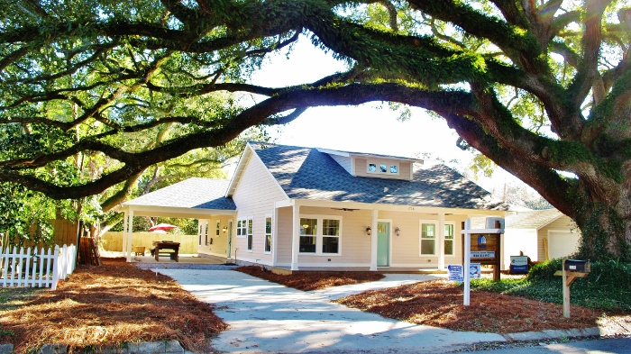1718 N 15th Ave East Hill Pensacola NEW Build