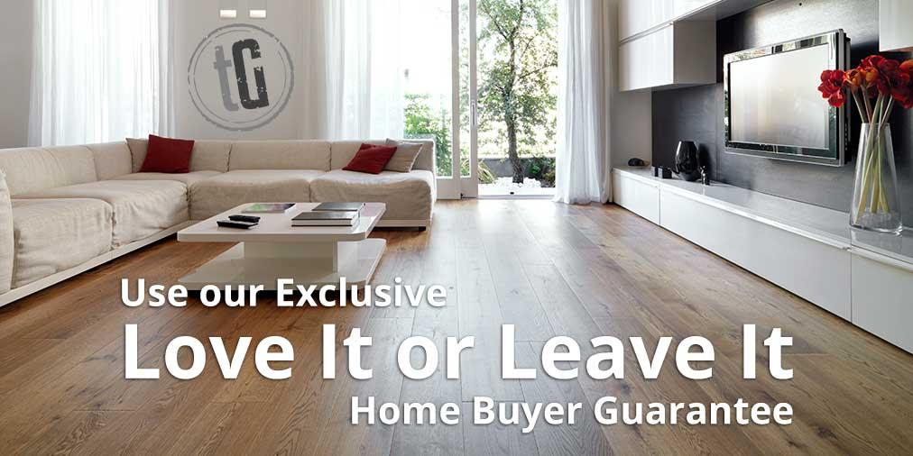 Home Buyer Guarantee in Rexburg, Rigby and Idaho Falls