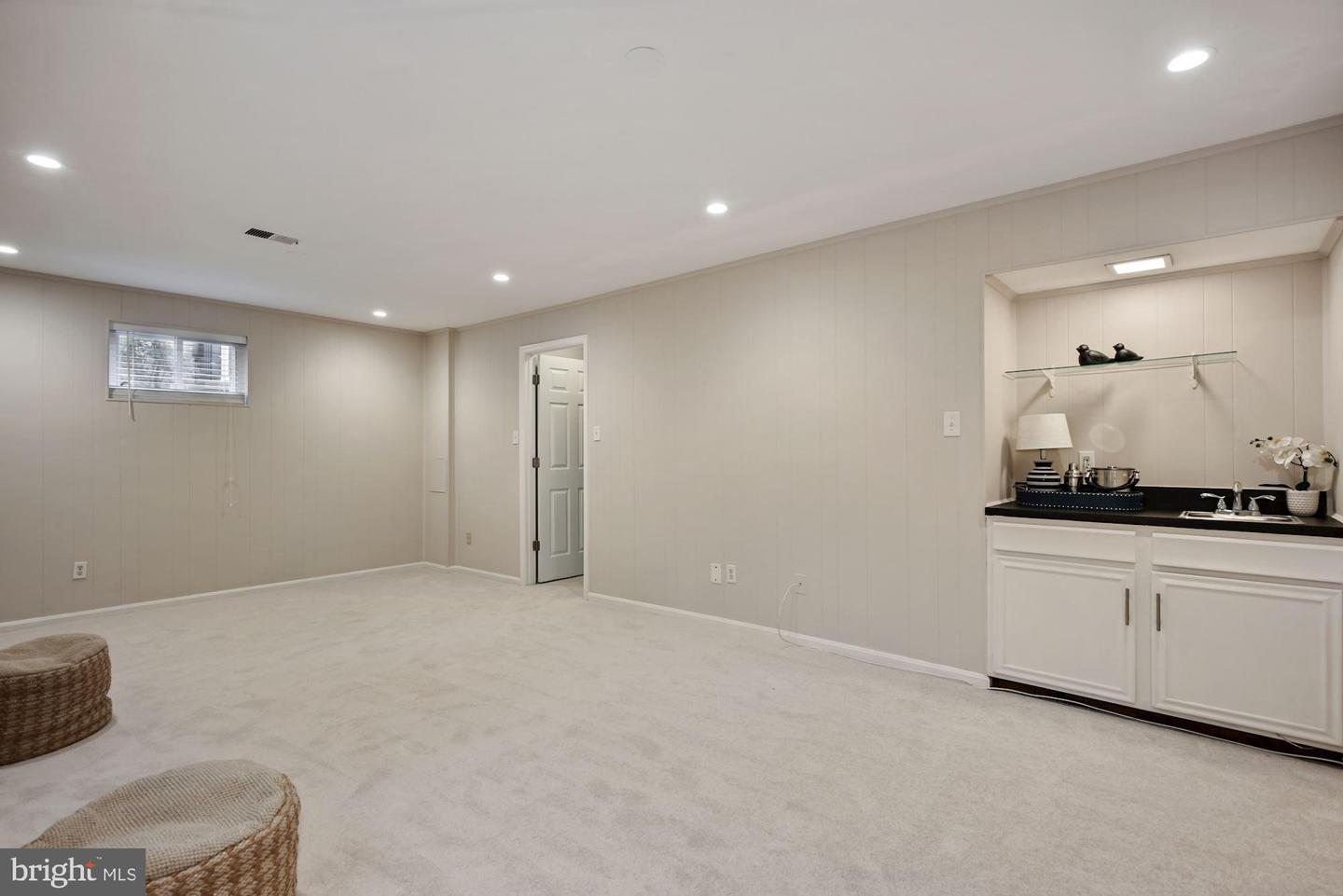 9313 Millbranch Pl Finished Lower Level