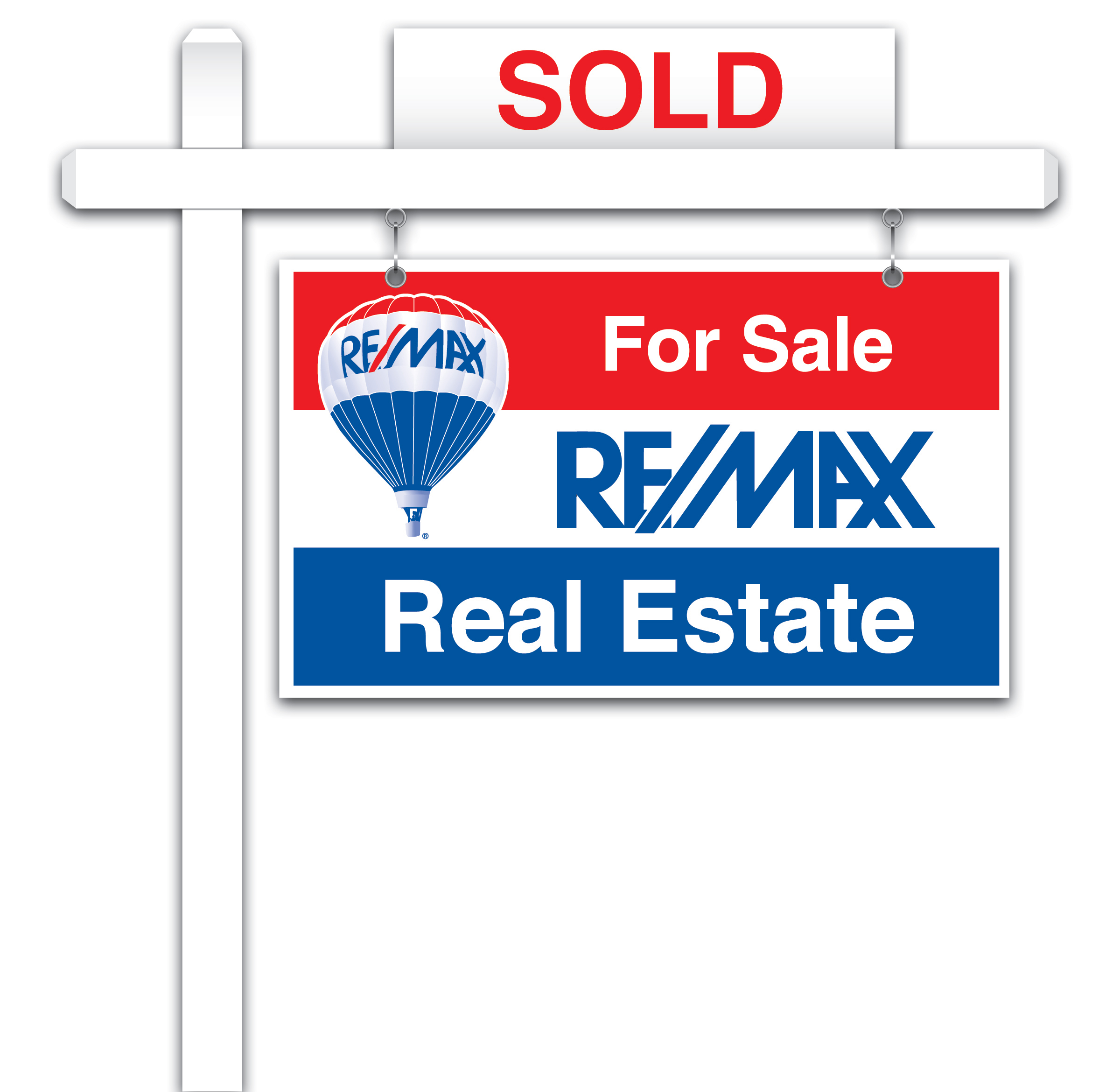 Sold Fast Through RE/MAX