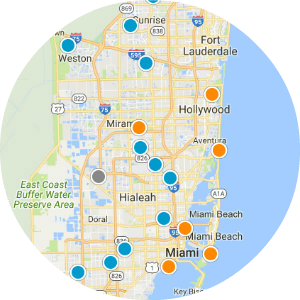 Miami Real Estate Map Search