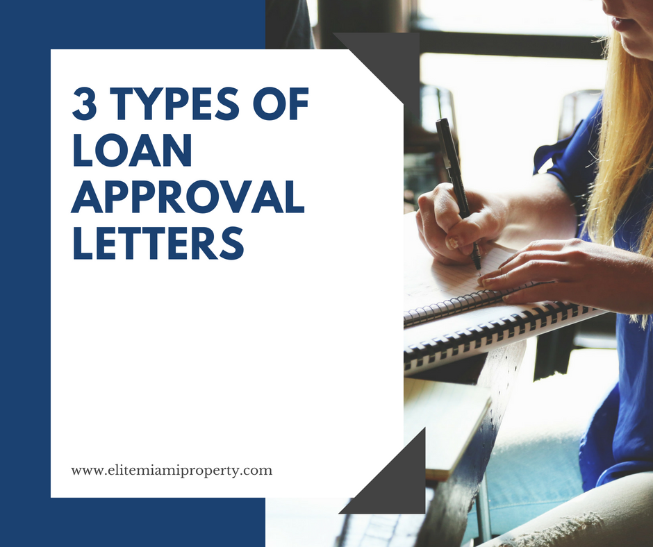 Loan Approval Letter - The Best Way to Get Your Offer Accepted