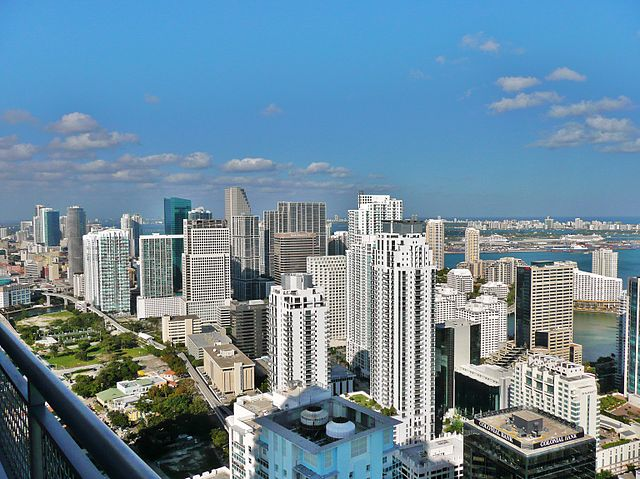 Brickell condos for sale - Upper and Lower Brickell