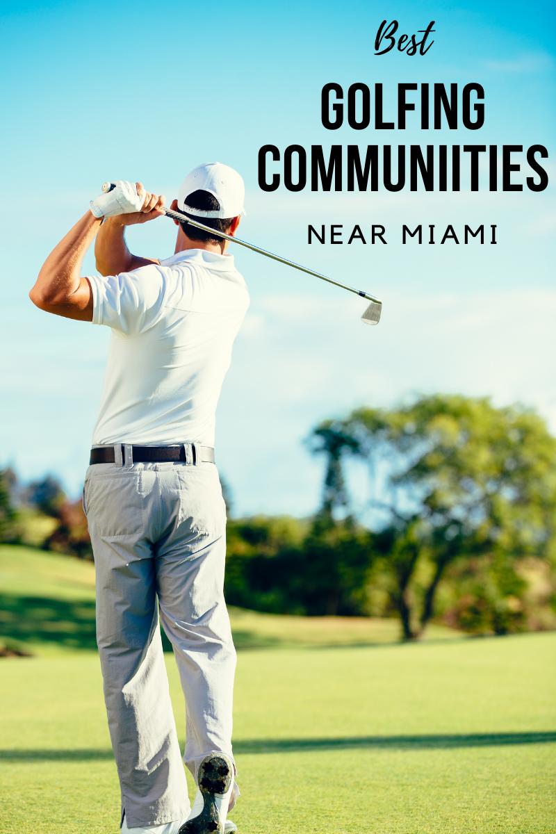 golfing communities