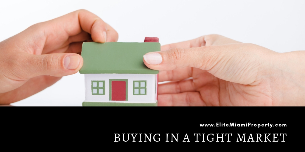 How to Buy a Home in Miami in a Tight Market