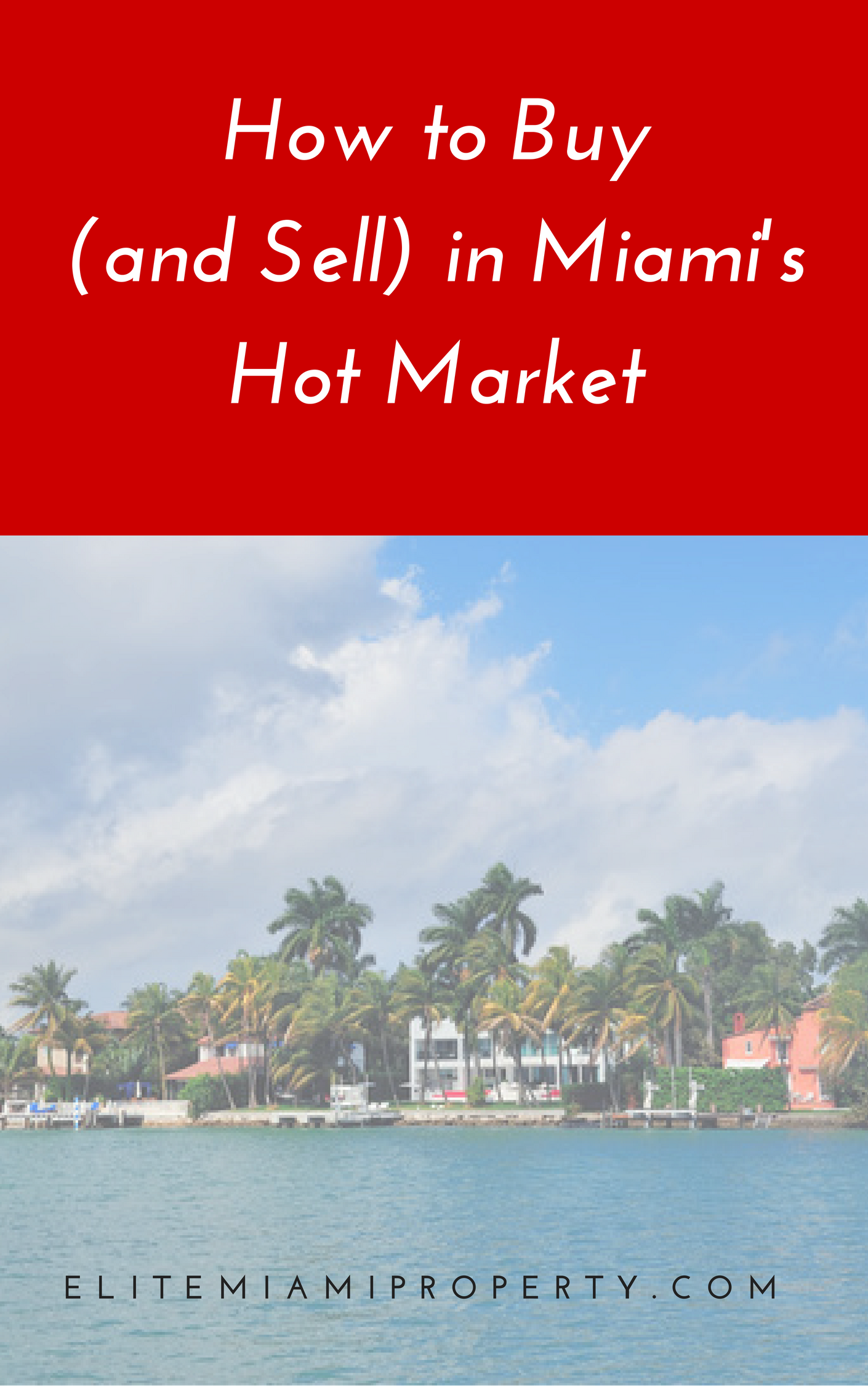 Miami real estate market