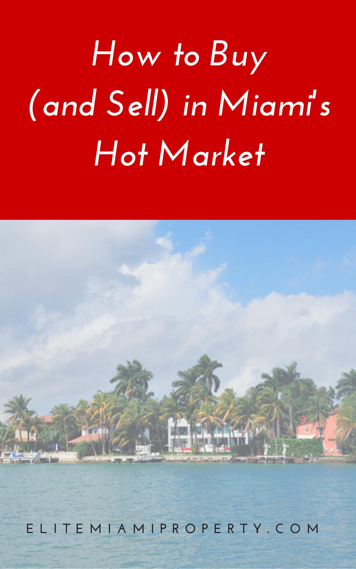 Miami real estate market