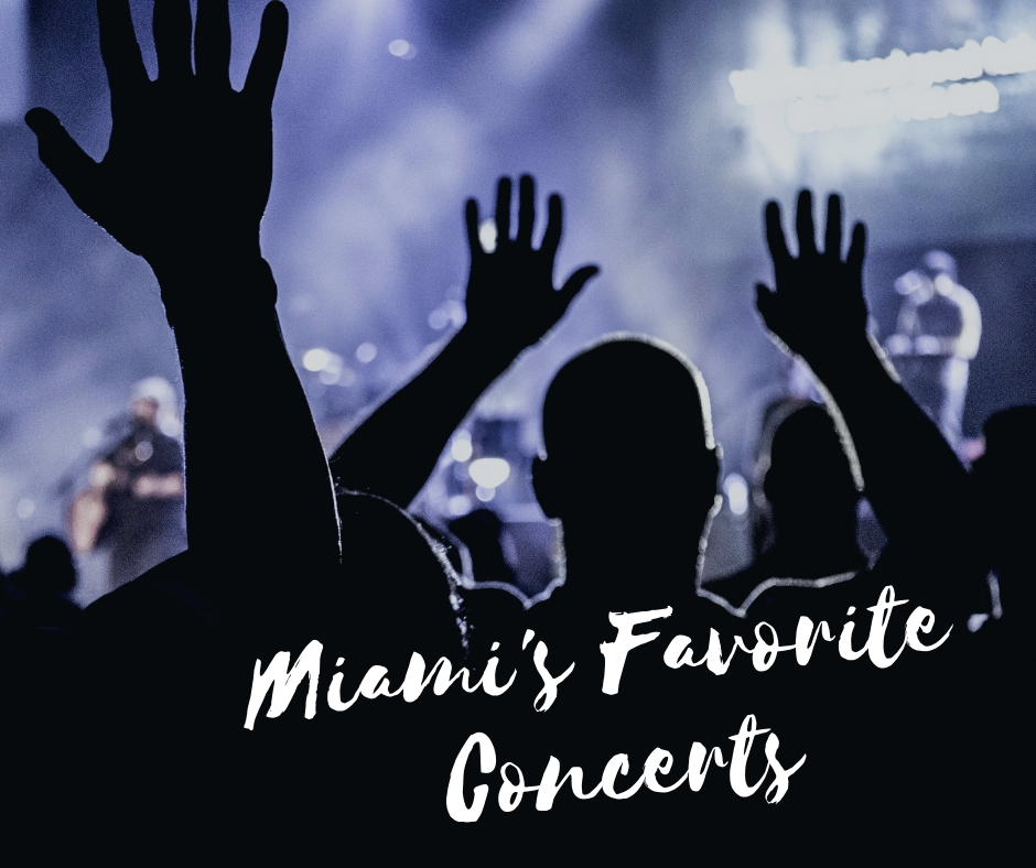 Best Concerts in Miami Feb 5-10